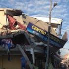 Aardbeving Ecuador. Foto's: Arjan Meesterburrie