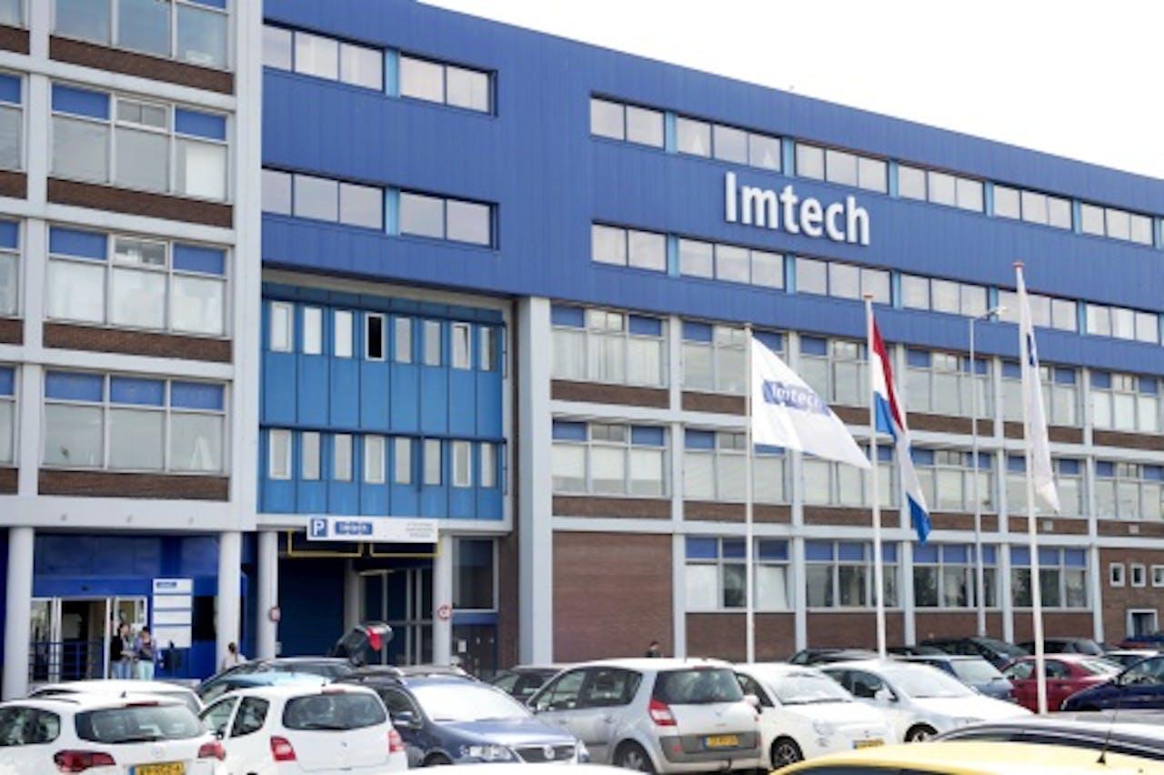 Hoofdkantoor van Imtech Marine in Rotterdam. ANP