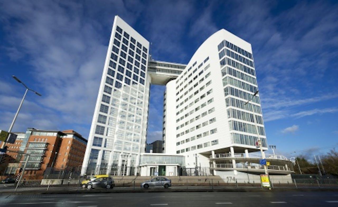 ANP Archiefbeeld het ICC in Den Haag