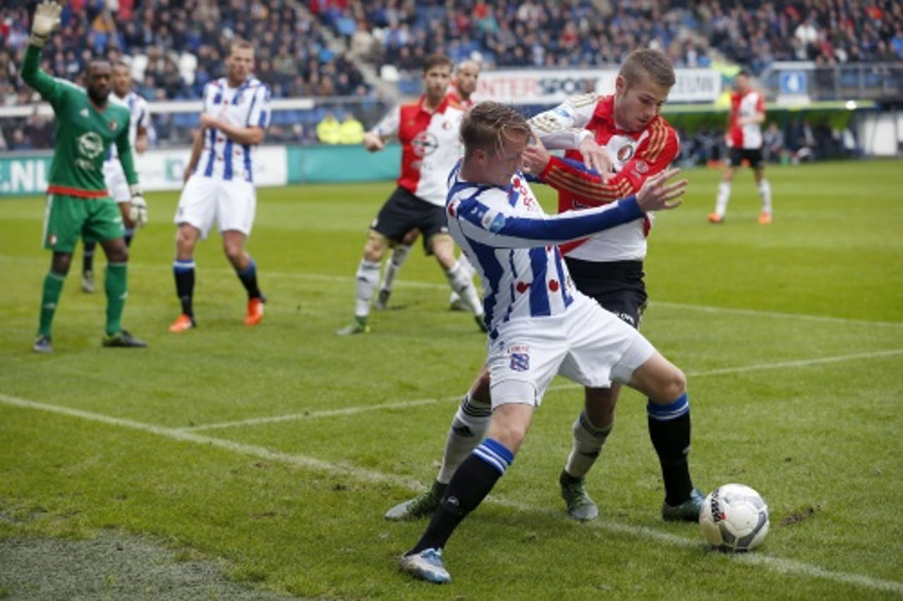 Bart Nieuwkoop (R). ANP