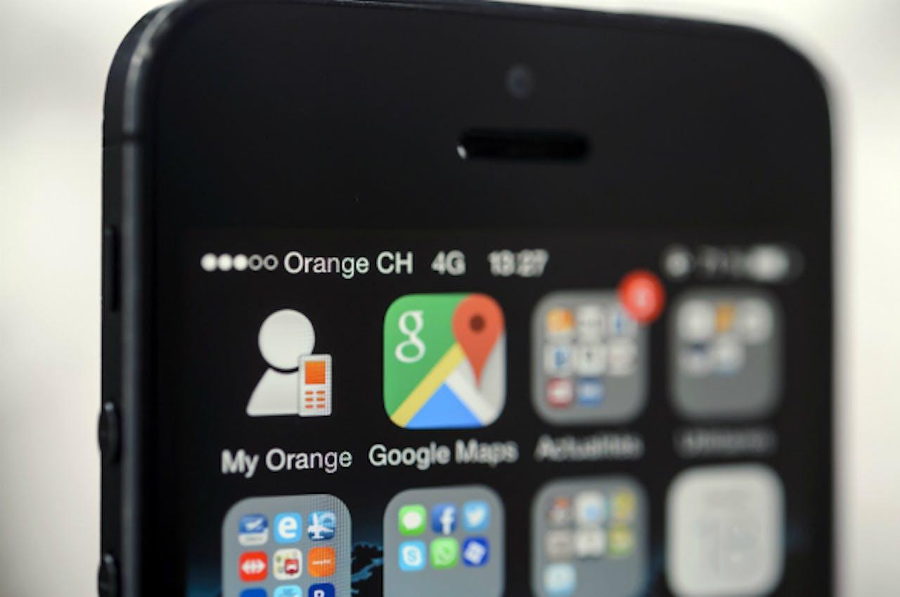 Op iedere Android-telefoon zijn automatisch Google-apps geïnstalleerd. Foto: ANP
