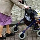 rollator ouderen bejaarde
