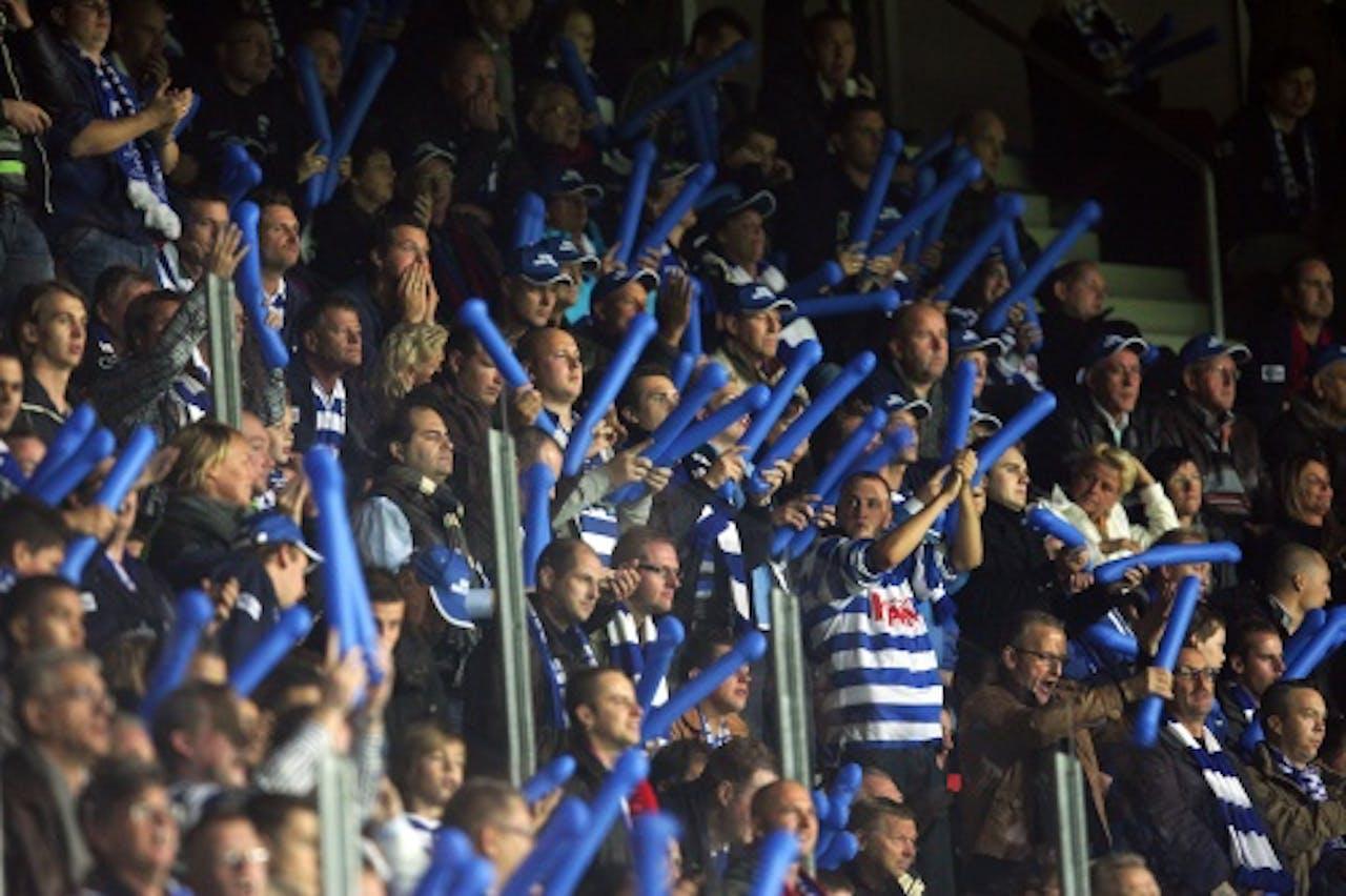 Spakenburg-fans. ANP