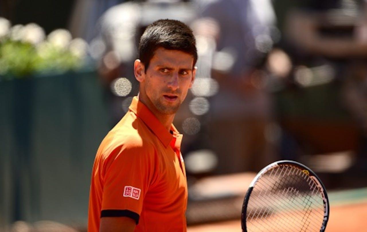 Novak Djokovic (EPA)