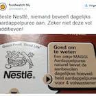 foodwatch nestle tweet