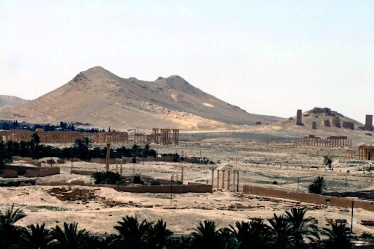 Archiefbeeld Palmyra (EPA)