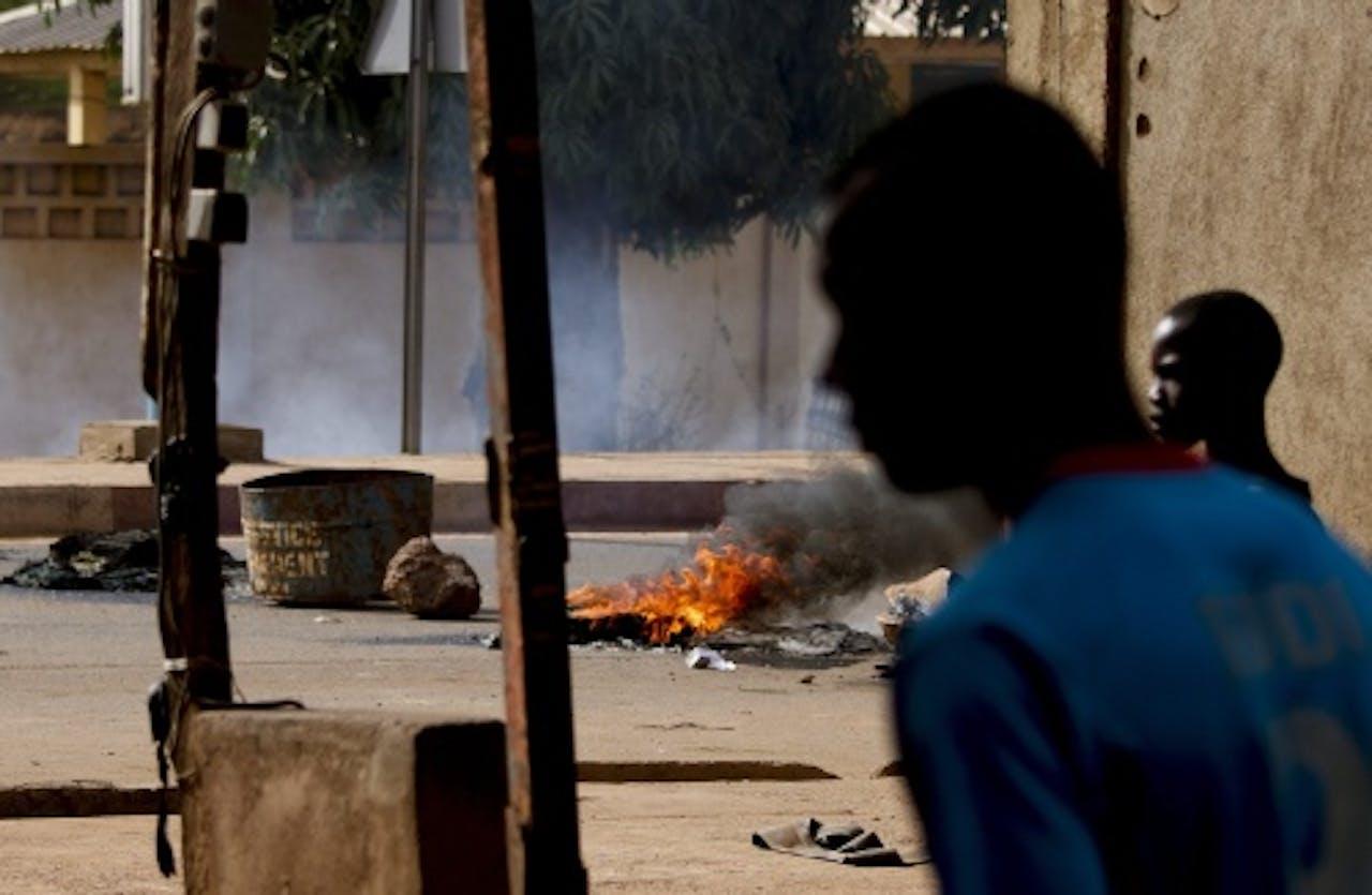 Archiefbeeld uit Bamako. EPA
