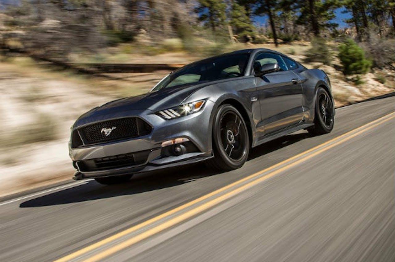 Nieuw Ford Mustang