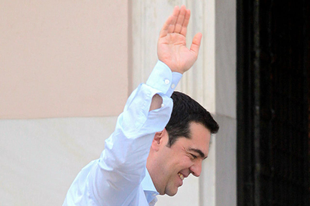Premier Tsipras. Foto: ANP/EPA