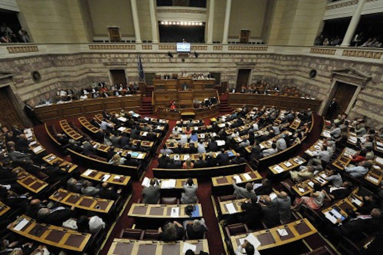 Parlement Griekenland (EPA)