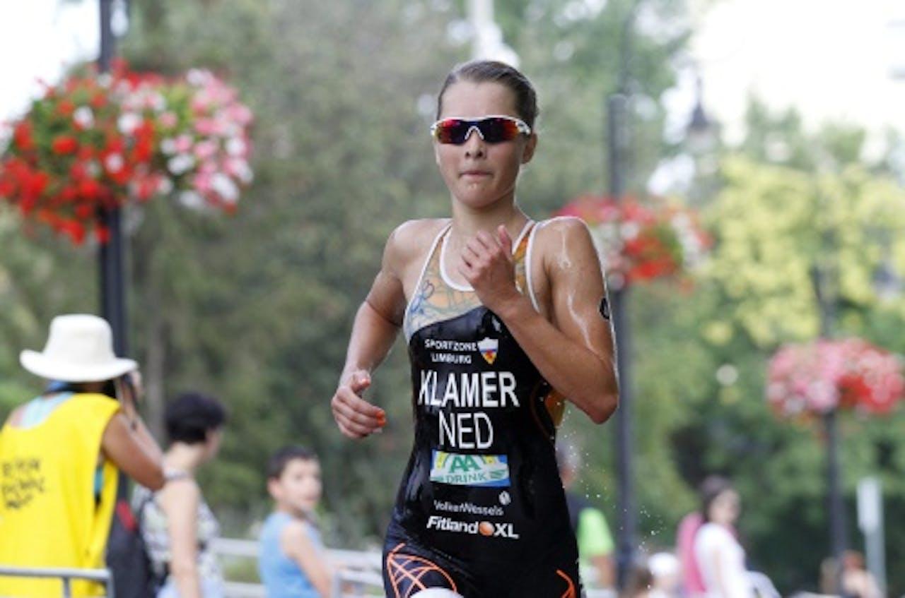Rachel Klamer. EPA