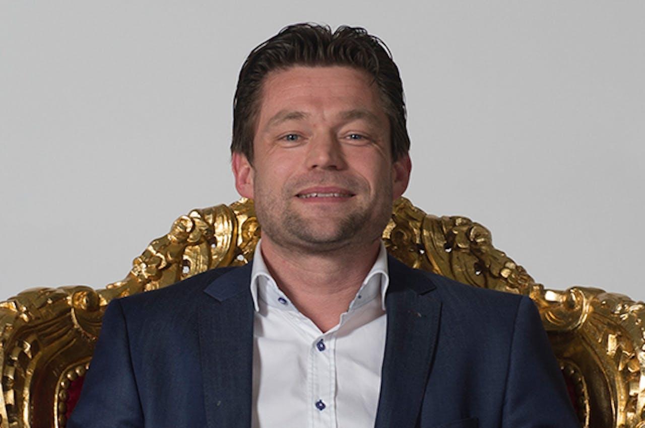 Ruud van 't Hek, mededirecteur van de Van 't Hek Groep.