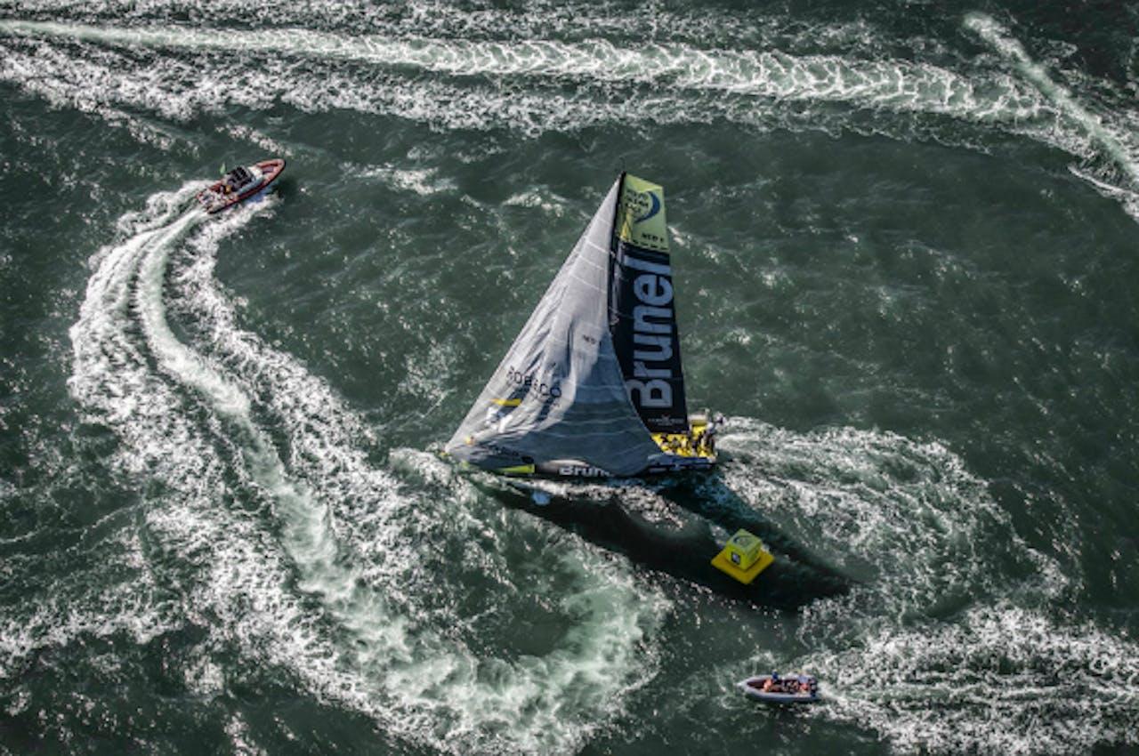 Credits: Ainhoa Sanchez / Volvo Ocean Race