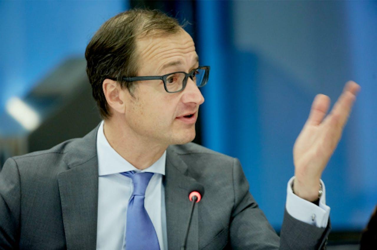 Staatssecretaris Wiebes. Foto: ANP