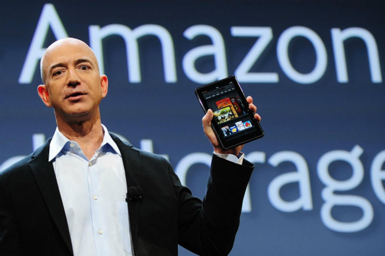 Kindle Fire-tablet