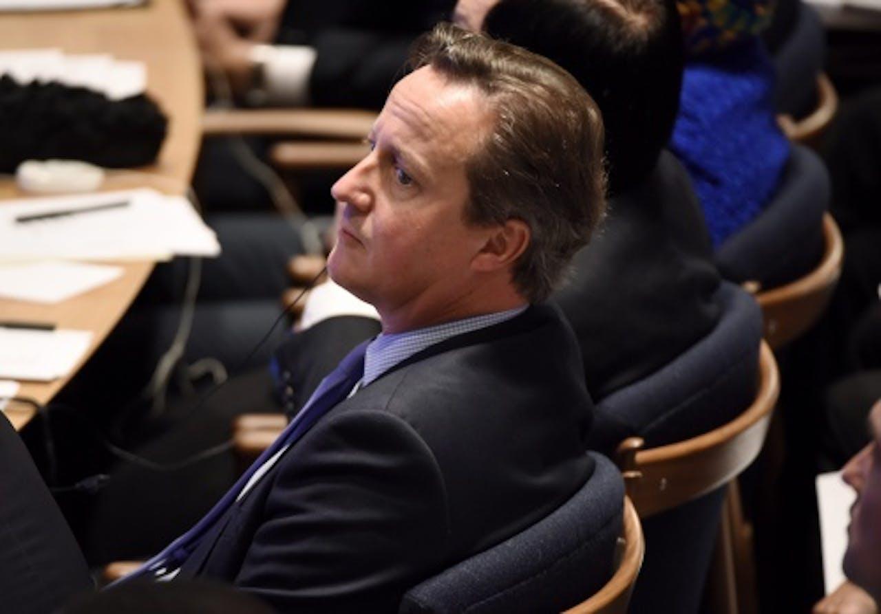 David Cameron. EPA