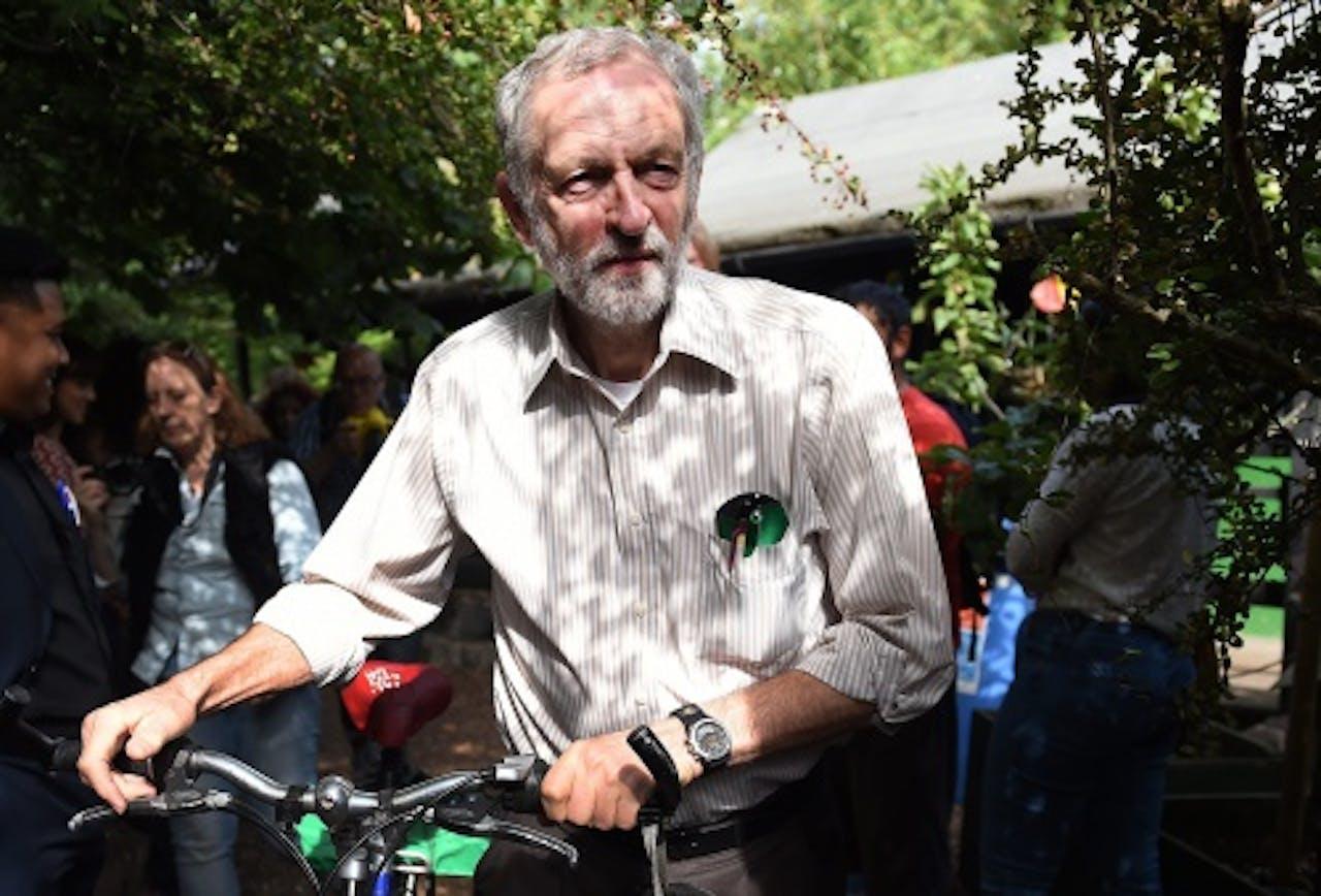 Jeremy Corbyn EPA