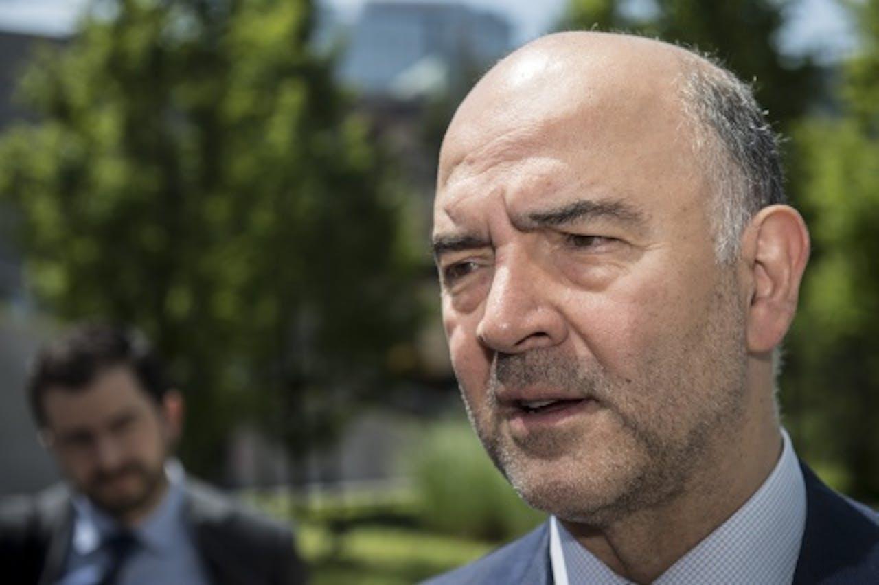 Pierre Moscovici. ANP
