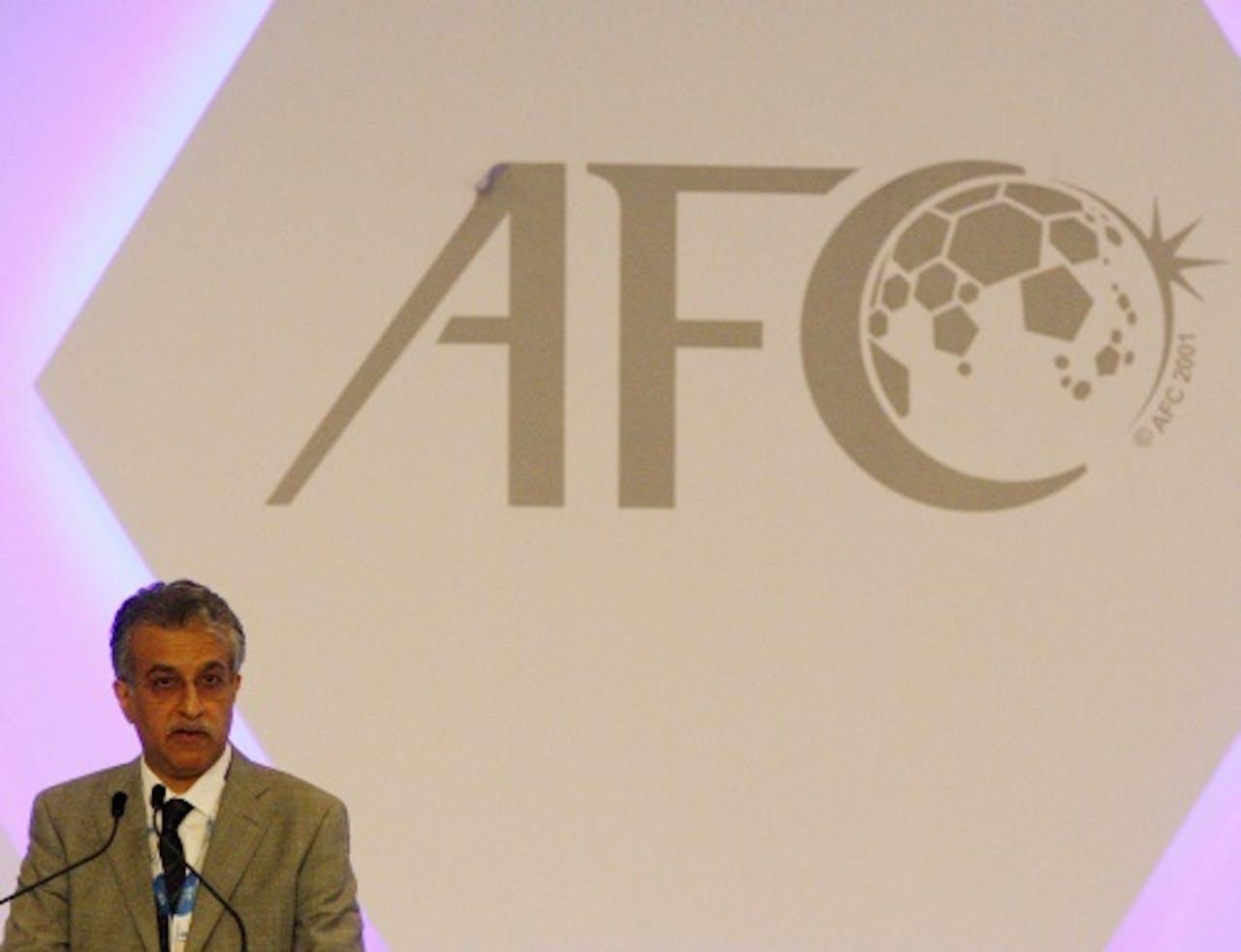 Salman bin Ebrahim Al-Khalifa. EPA
