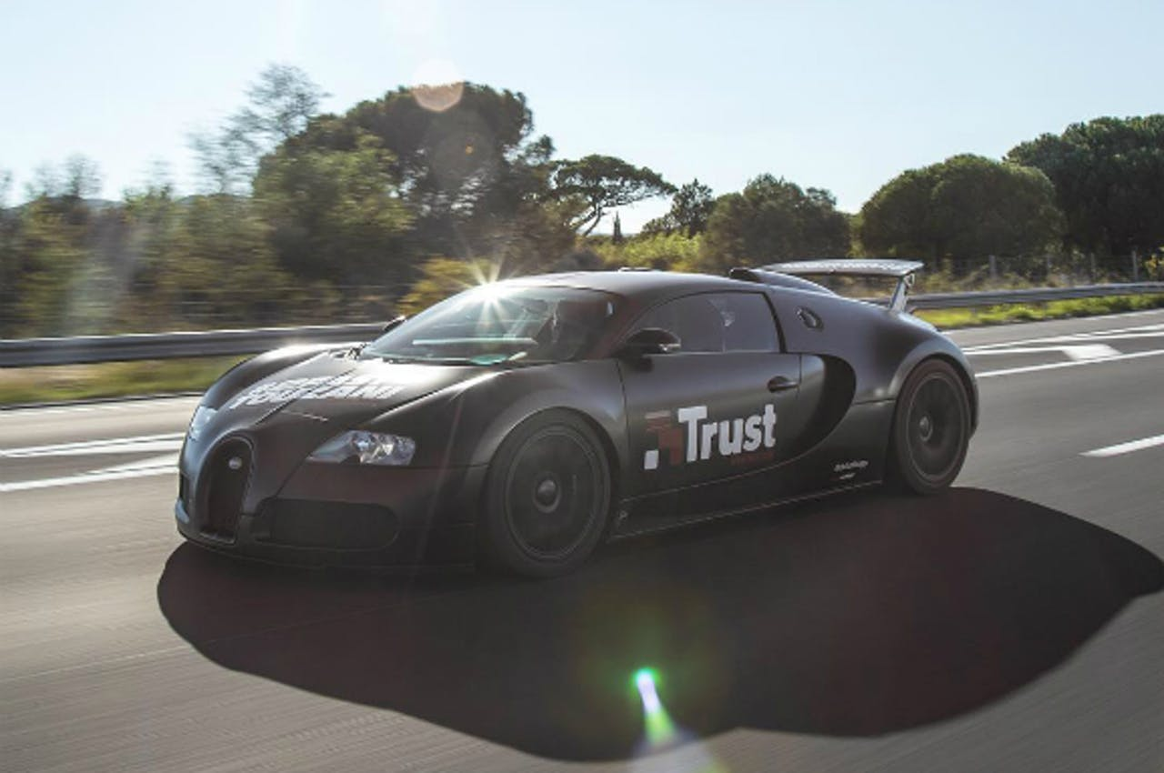 Bugatti Veyron van Michel Perridon (Foto: Instagram DutchBugs)