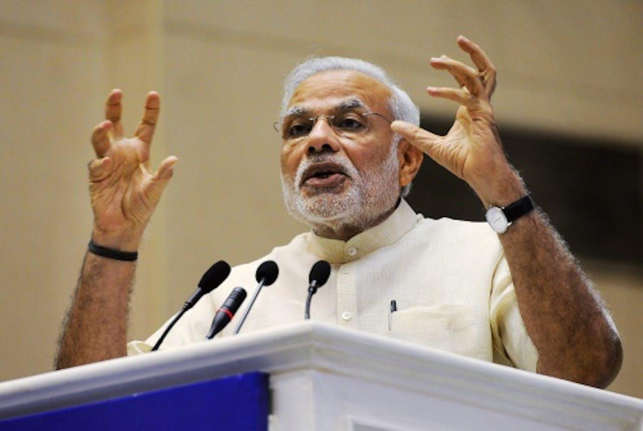 Narendra Modi. EPA