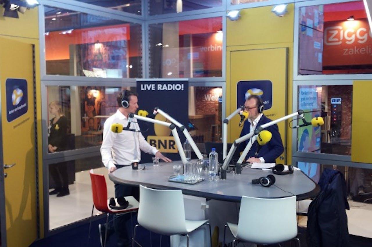 Daniel Ropers in gesprek met Paul van Liempt