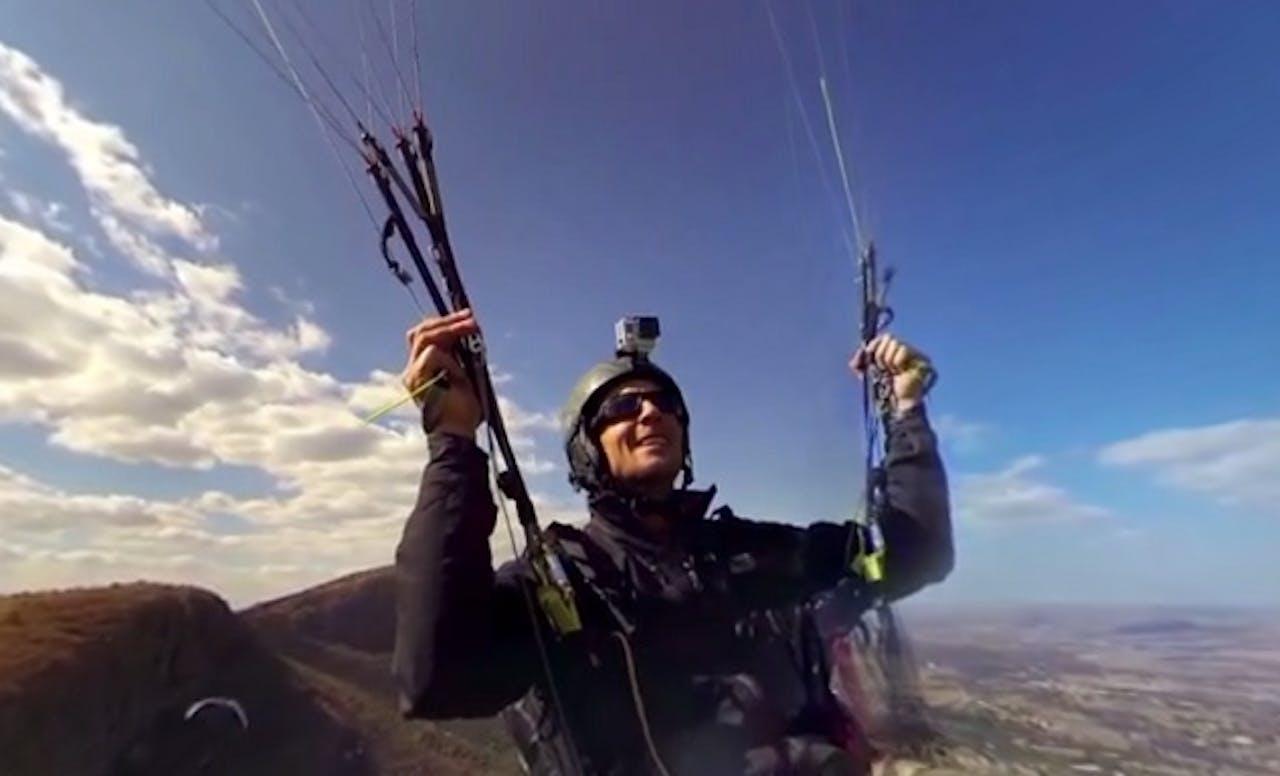 Still uit video GoPro