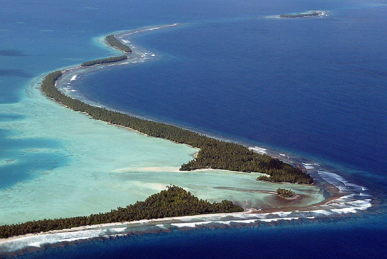 Tuvalu. Foto: ANP