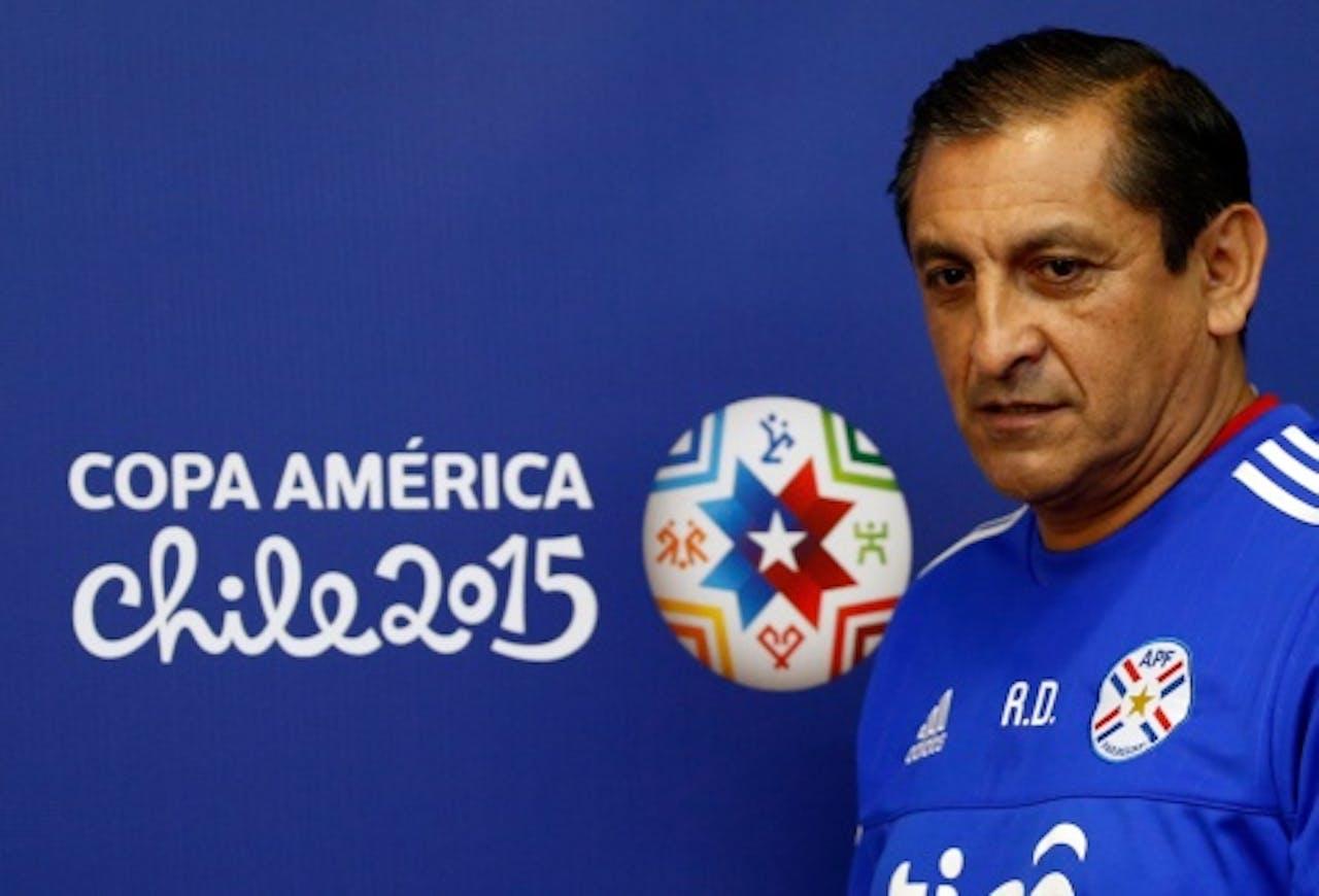 Ramon Diáz. EPA