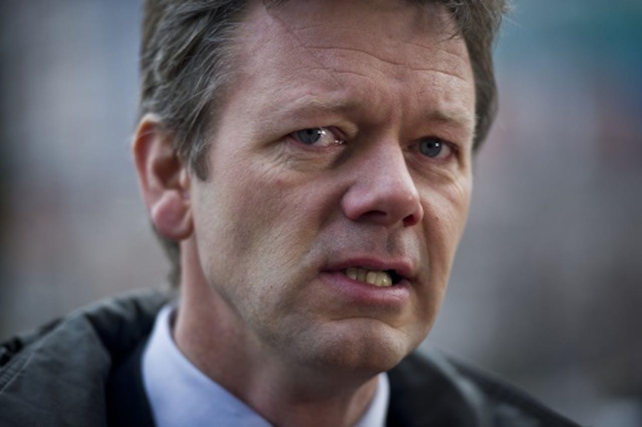 CU-Tweede Kamerlid Joël Voordewind. ANP