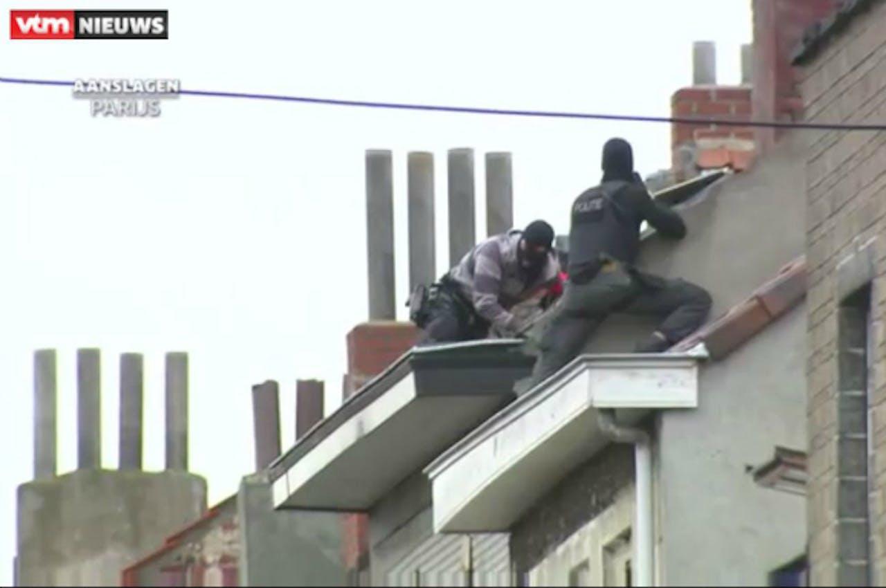 Screenshot VTM Nieuws