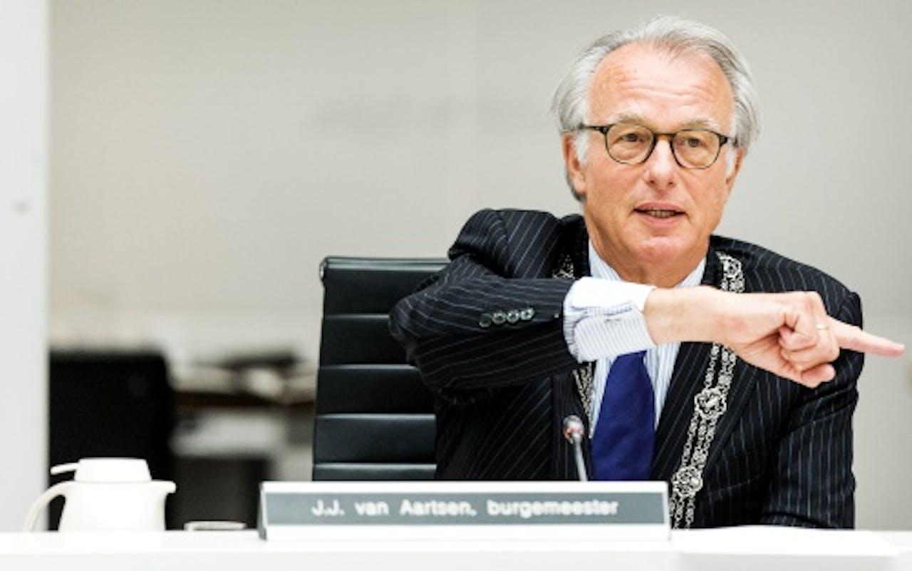 Burgemeester Jozias van Aartsen. ANP