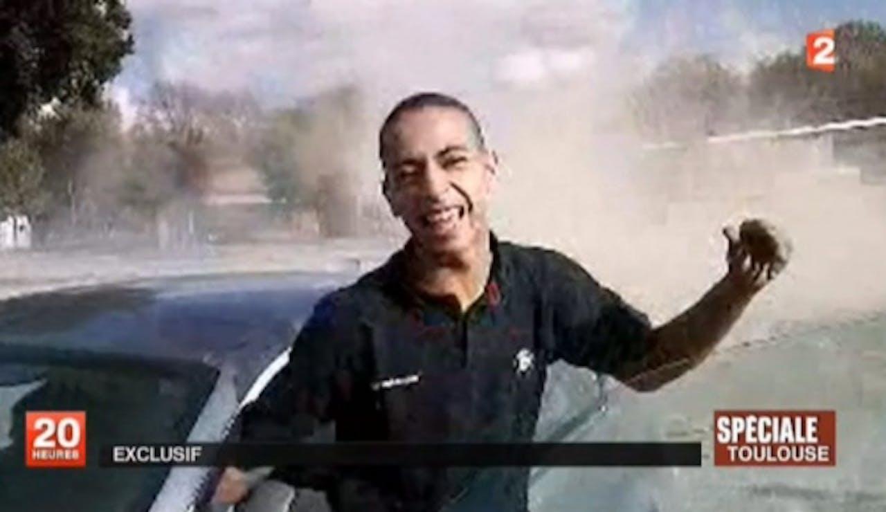 Mohamed Merah. EPA