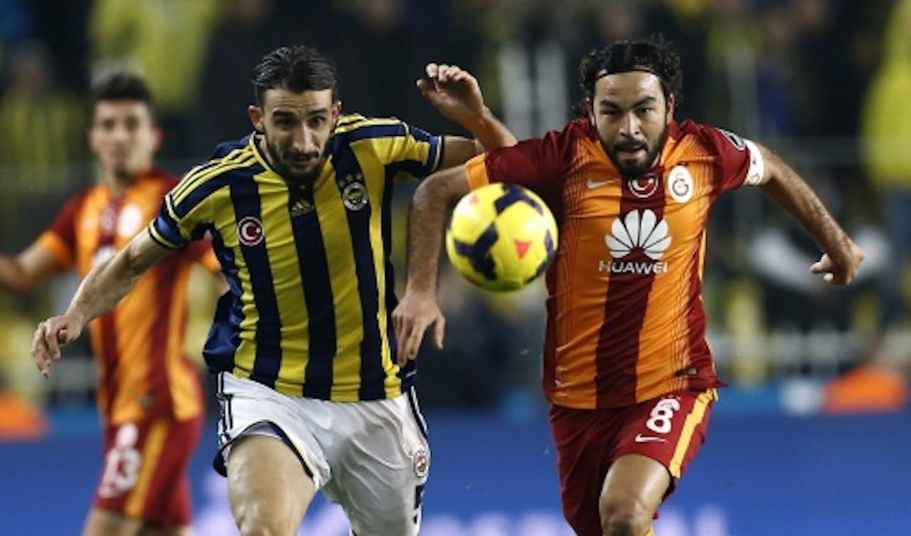Mehmet Topal (L). EPA