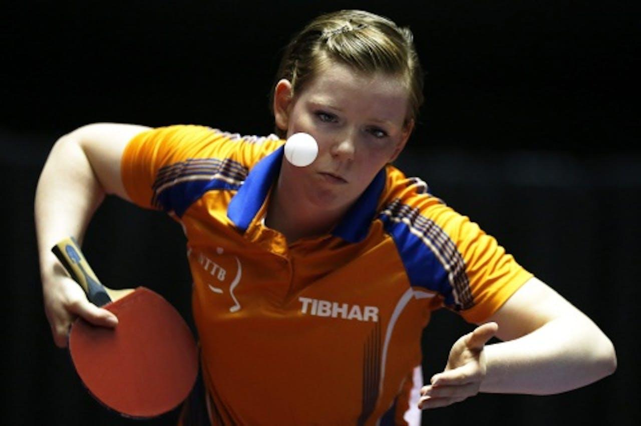 Britt Eerland. EPA