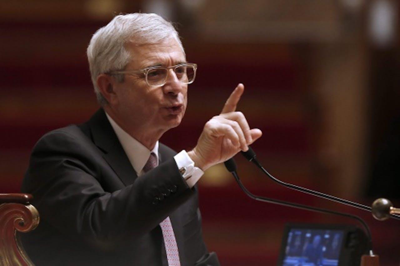 Claude Bartolone. EPA