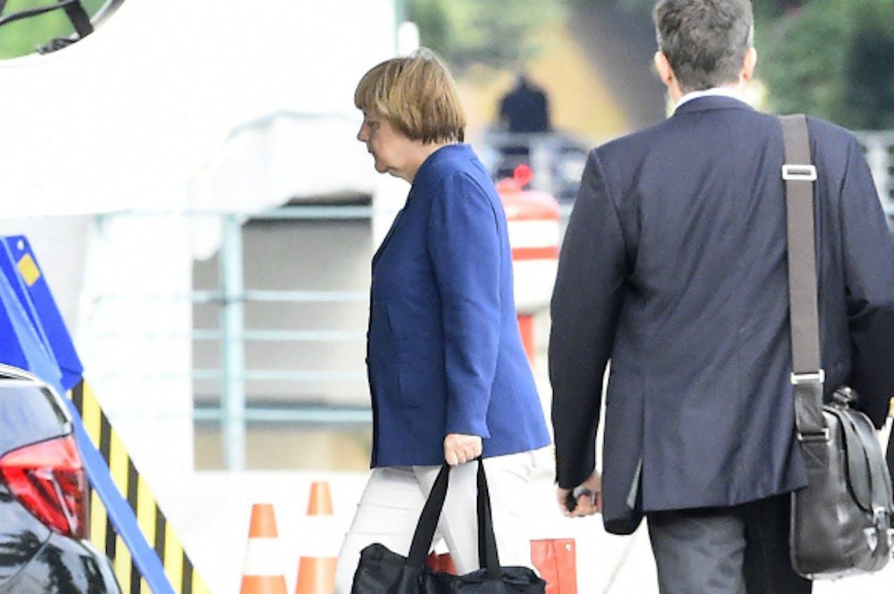 Foto: ANP/AFP - Angela Merkel