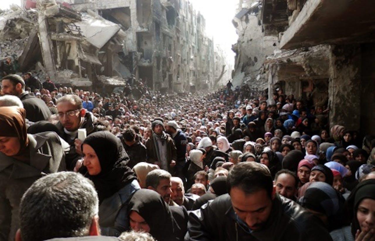 EPA Archiefbeeld Yarmouk