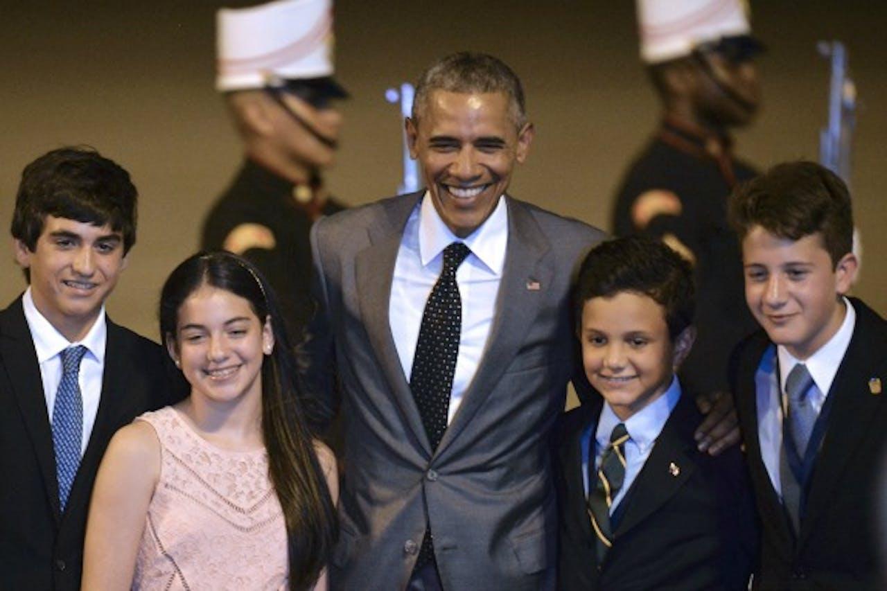 Weg lijkt vrij voor historisch gebaar van Obama naar Cuba