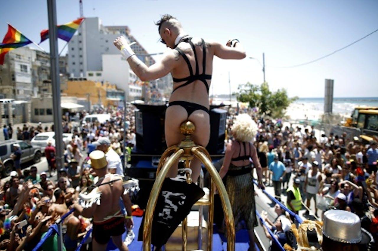 Gay Pride Tel Aviv 2015. EPA