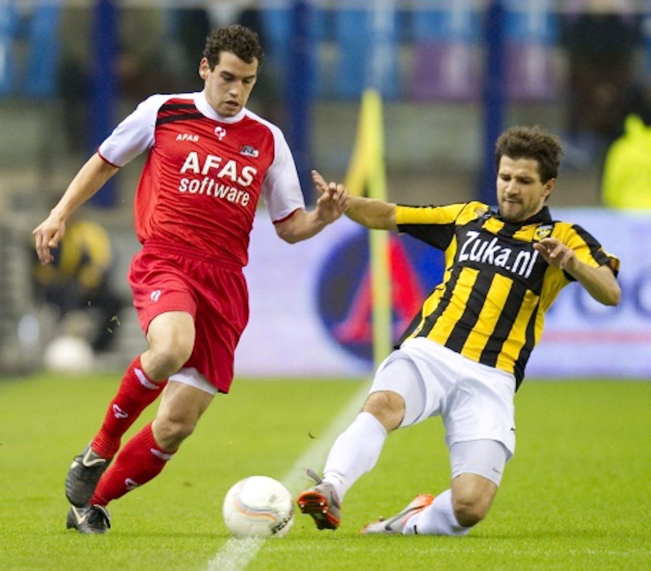 Dirk Marcellis (L). ANP