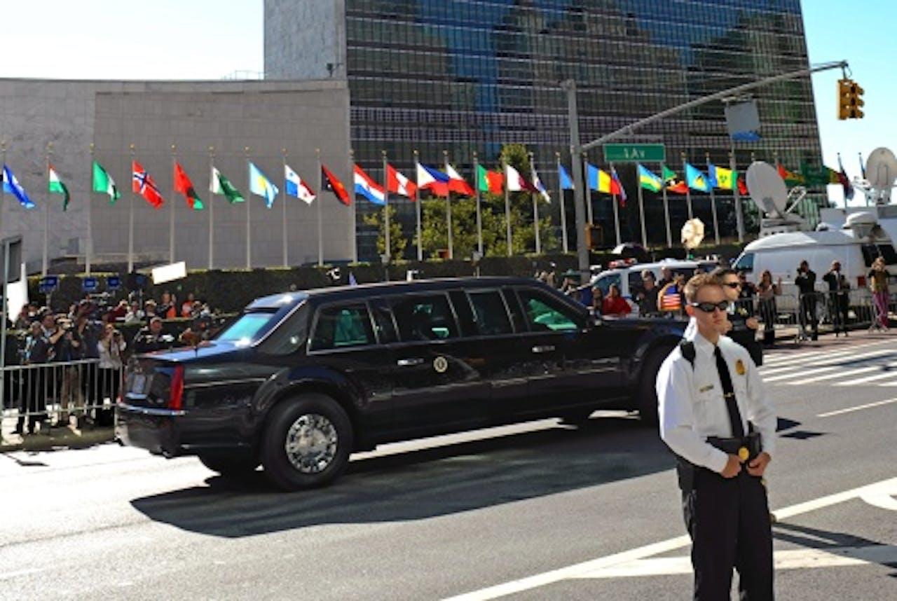 Archiefbeeld VN-hoofdkwartier in New York (EPA)
