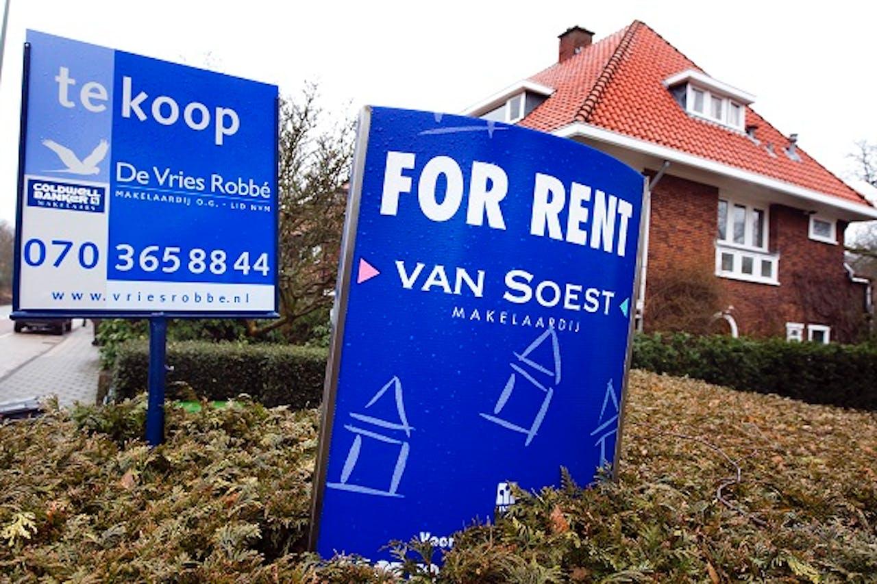 Huis te koop in Wassenaar. Foto: ANP