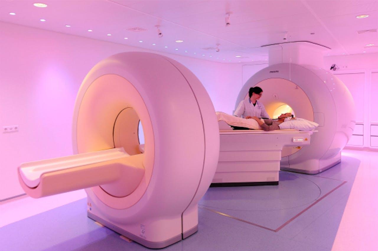 PET-MRI scan. Foto: ANP