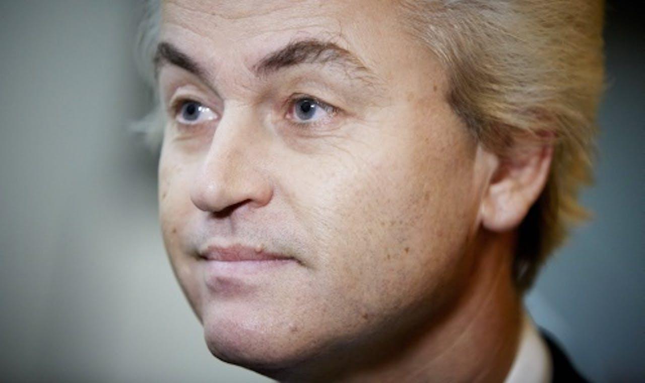 Geert Wilders. ANP