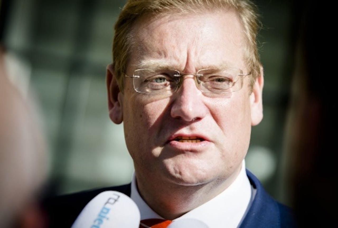 Ard van der Steur. ANP