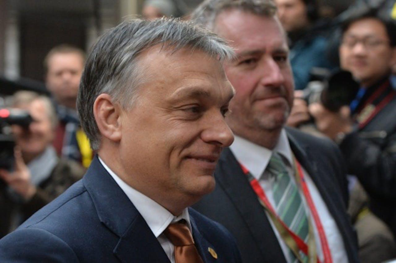 Viktor Orban. Archieffoto EPA