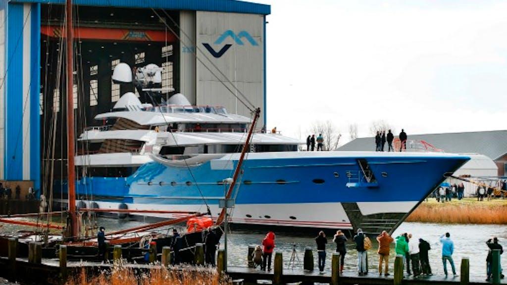Boek Der Spiegels : 19 oktober koninklijke de vries scheepsbouw ziekenhuis