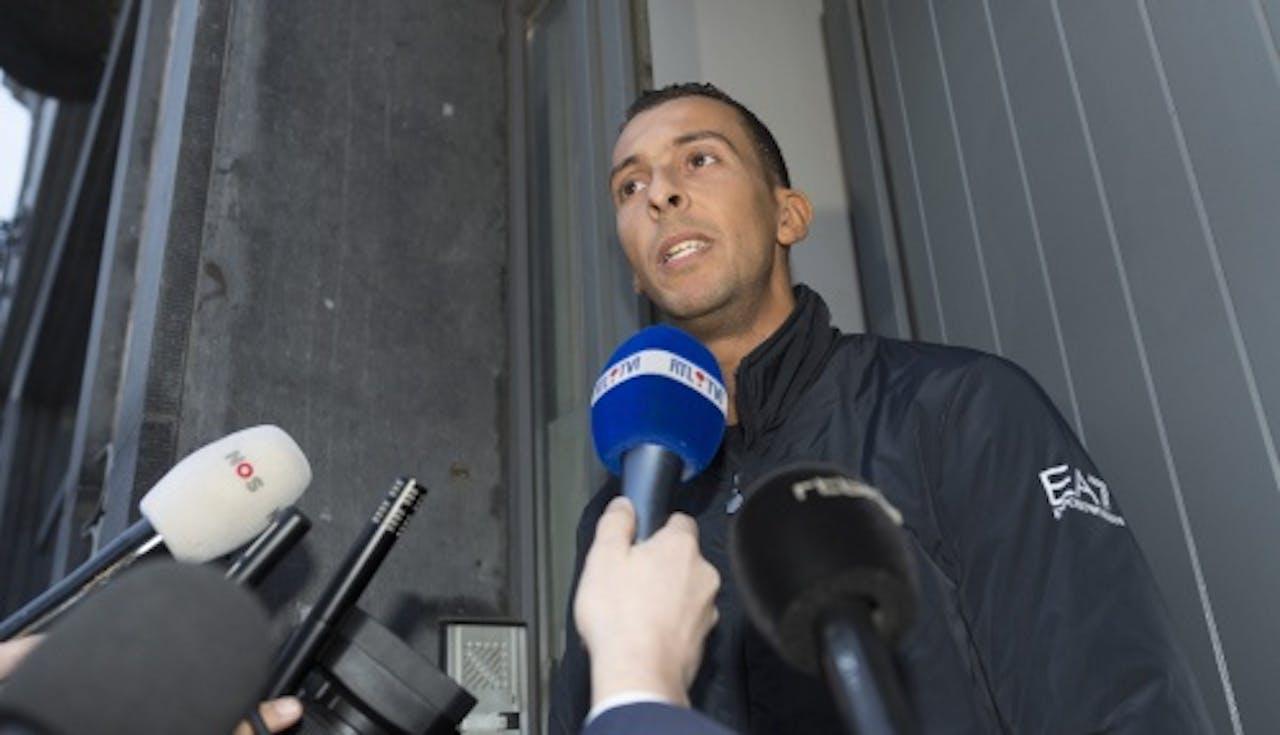 Mohamed Abdeslam, broer van Brahim en Salah. EPA