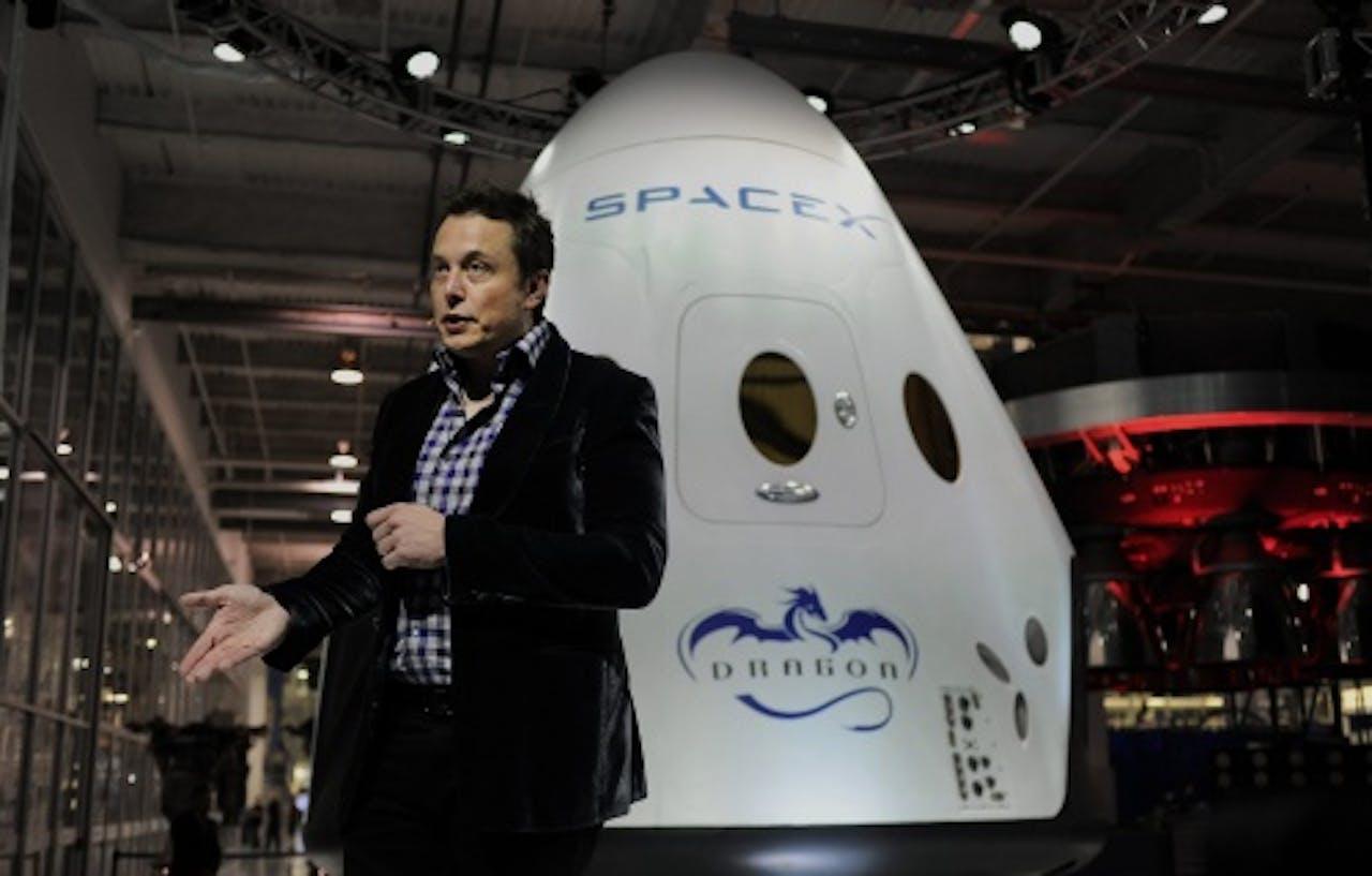 Elon Musk. EPA